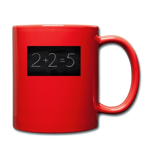 2+2=5 math calcul - Mug uni