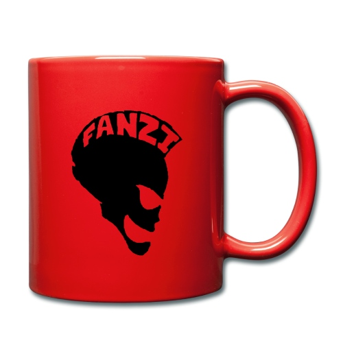 Fanzi motivation skull - Mug uni