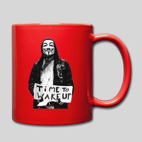 Time to wake up - Mug uni