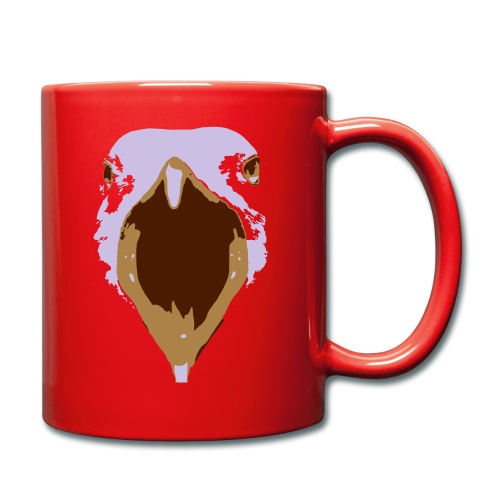 Ballybrack Seagull - Full Colour Mug
