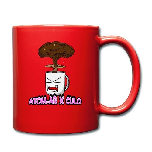 Atom Coffe - Taza de un color