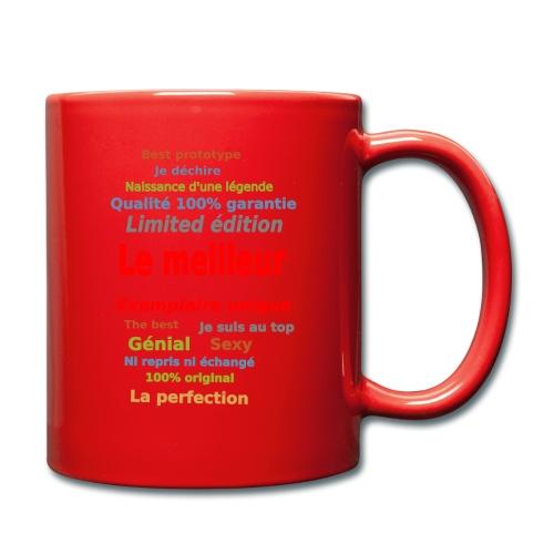 t shirt le meilleur sweat shirt coque et mugs - Mug uni