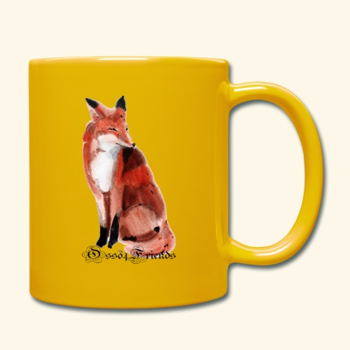 FOX - Tazza monocolore