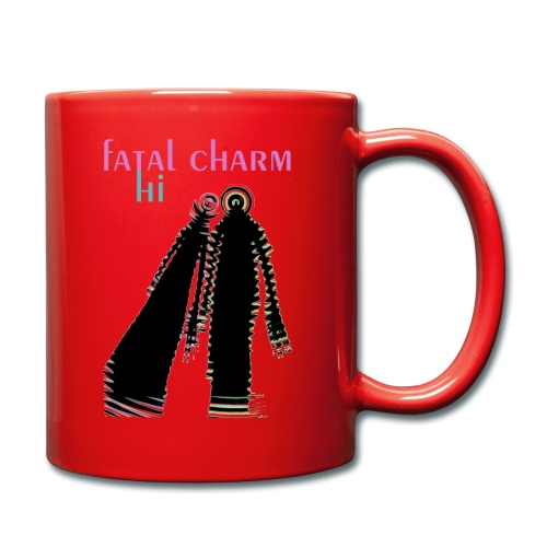 fatal charm - hi album cover art - Full Colour Mug