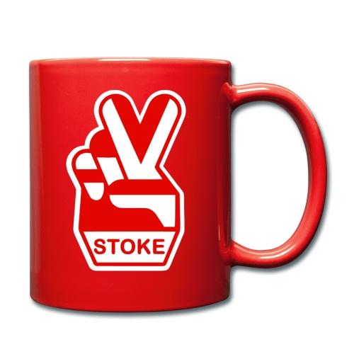 V-badge - Full Colour Mug