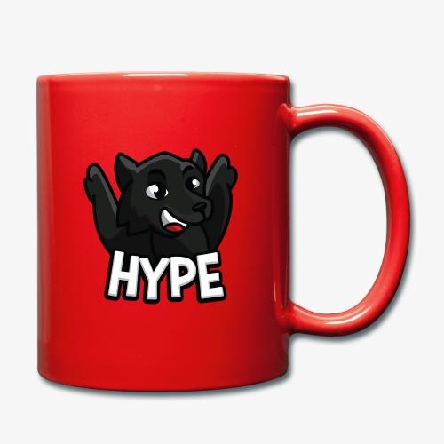 Wolf Hype - Tasse einfarbig