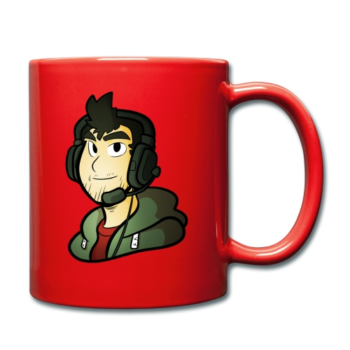 Gamer / Caster - Full Colour Mug