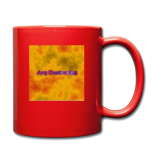ArgDestroying Official Store! - Full Colour Mug