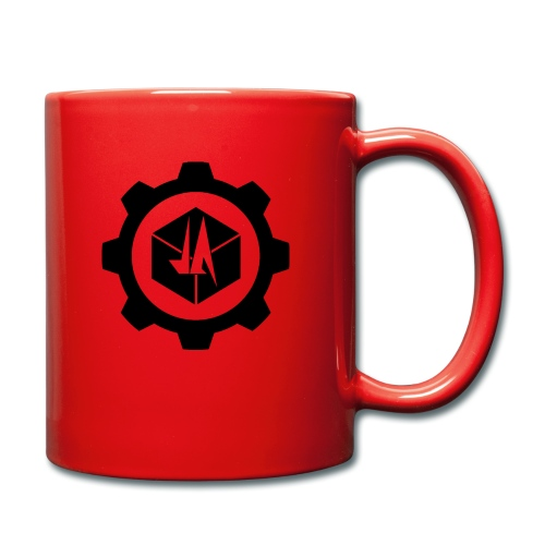 Jebus Adventures Logo (Transparent) - Full Colour Mug