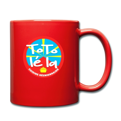 Collection Toto Lé La 974 - Mug uni