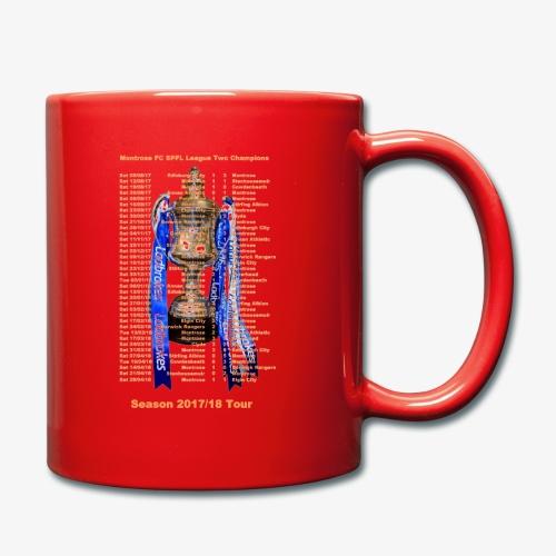 Montrose League Cup Tour - Full Colour Mug