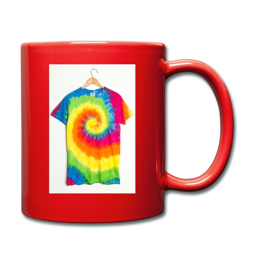 tie die small merch - Full Colour Mug