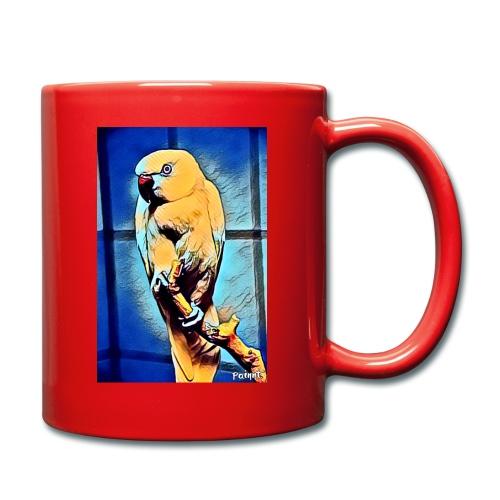 Bird in color - Yksivärinen muki
