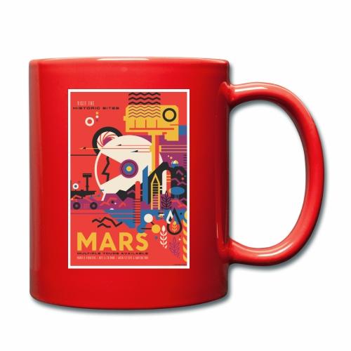 Planète Mars - Mug uni