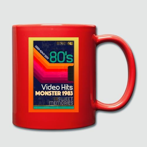 VHS Kassette - Tasse einfarbig