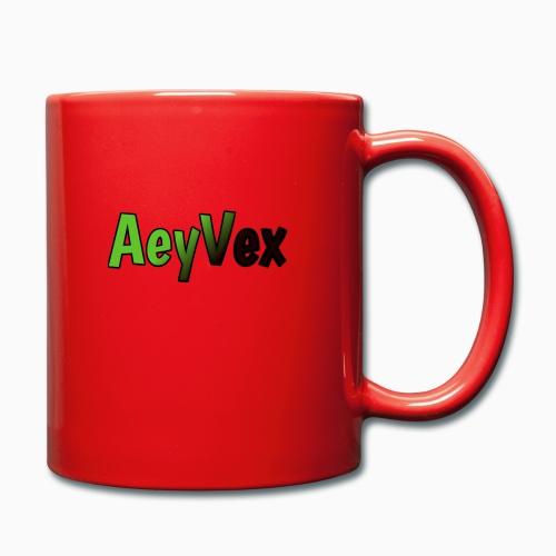 AeyVex Merch - Full Colour Mug