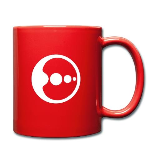 hybrid symbol - Full Colour Mug