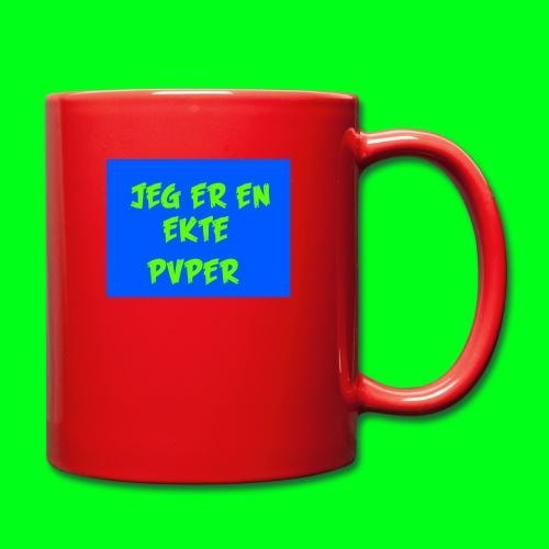 GotPvpGeneseren - Ensfarget kopp