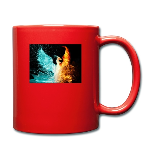 Elemental phoenix - Full Colour Mug