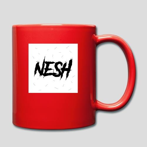 Nesh Logo - Tasse einfarbig