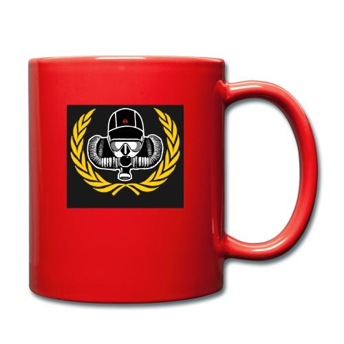 Logo Schwarz png - Tasse einfarbig