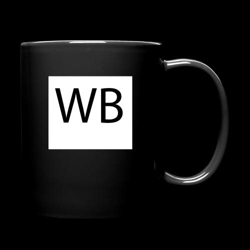 WB Logo - Tasse einfarbig