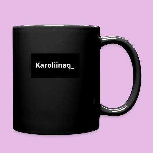 Karoliinaq_ - Yksivärinen muki