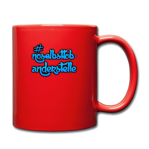 youtube design - Tasse einfarbig