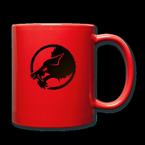 ThePack Logo v2B - Tasse einfarbig