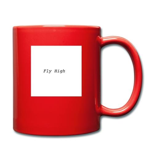 Fly High Design - Full Colour Mug