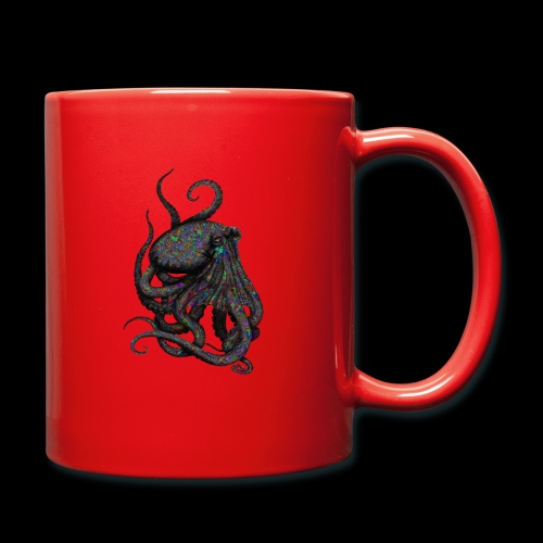 Oktopus Goa - Tasse einfarbig