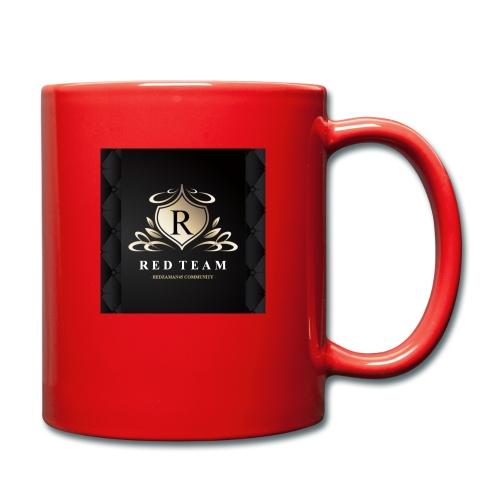 Red Team by Redzaman45 - Mug uni
