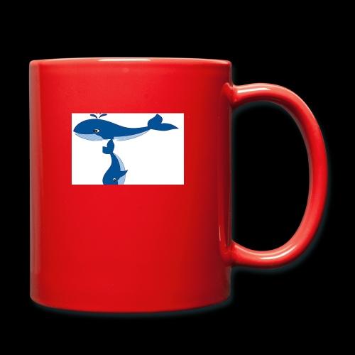 whale t - Full Colour Mug