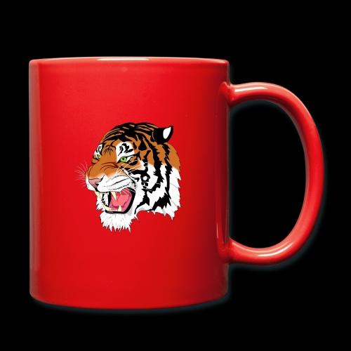 Sumatra Tiger - Tasse einfarbig