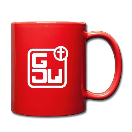 GJW Logo - Tasse einfarbig