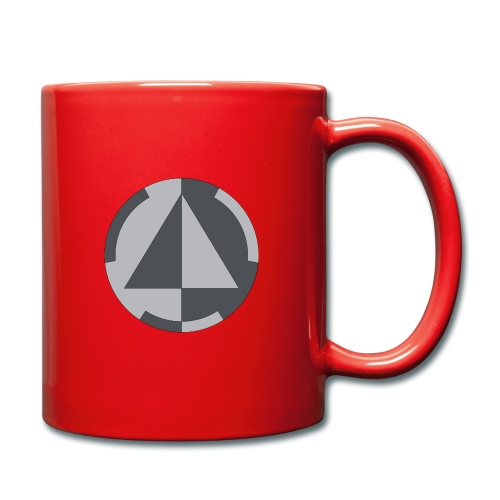 Previval Logo - Tasse einfarbig