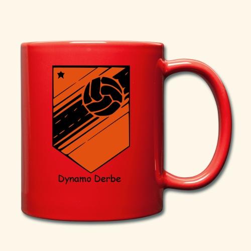 Dynamo Derbe - Tasse einfarbig