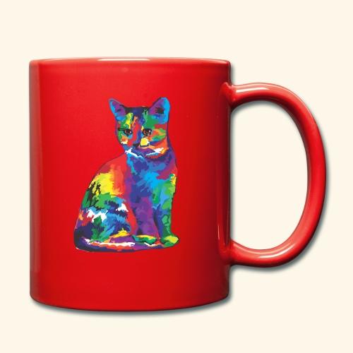 Gato fantástico - Taza de un color