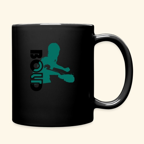 BOLD, table tennis championship ideal gift - Tasse einfarbig