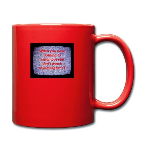 When ones - Full Colour Mug