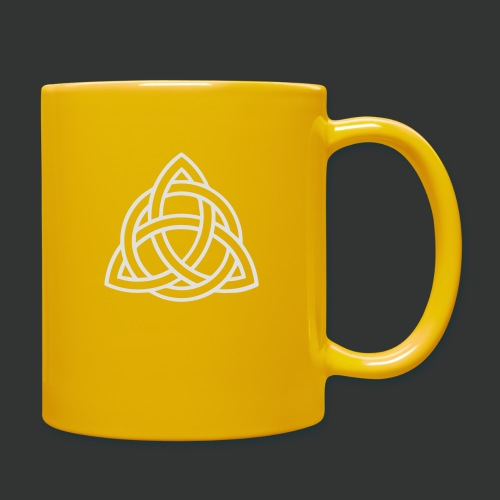 Celtic Knot — Celtic Circle - Full Colour Mug