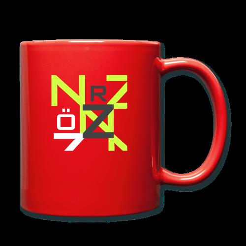 Nörthstat Group™ Clear Transparent Main Logo - Full Colour Mug