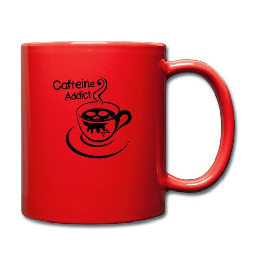 Caffeine Addict - Mok uni