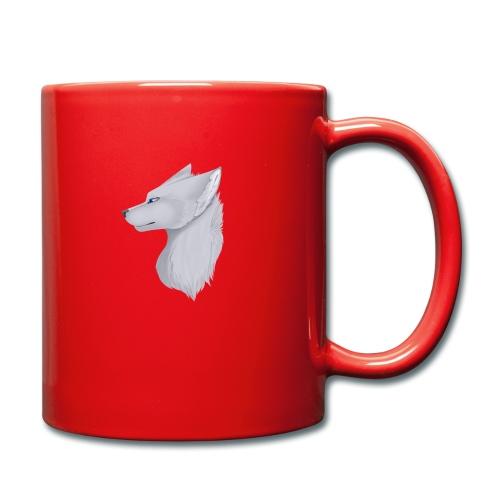 Wolf Bib - Full Colour Mug