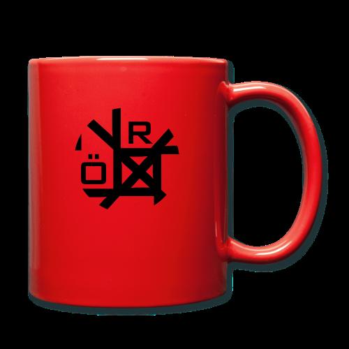 Nörthstat Group™ TecH   iCon - WHT.Knapsack - Full Colour Mug
