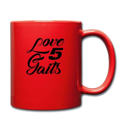Love 5Gaits - Full Colour Mug