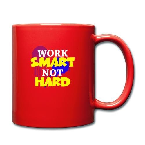 travailler intelligemment pas difficile - Mug uni
