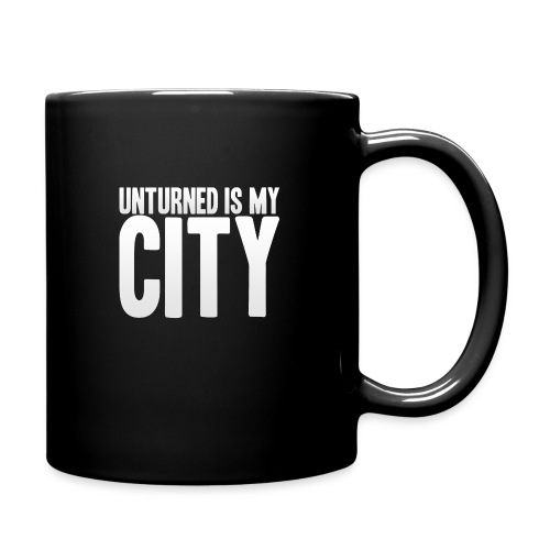 Unturned is my city - Full Colour Mug