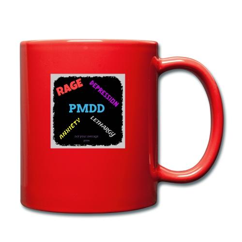 Pmdd symptoms - Full Colour Mug