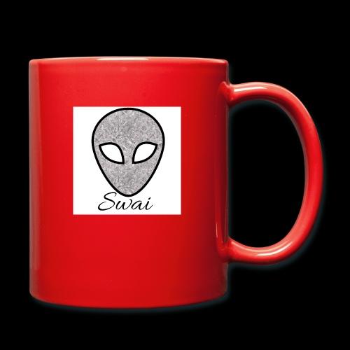 swai alien - Tasse einfarbig